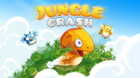 Jungle Crash sur iOS