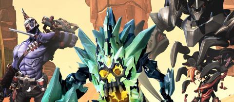 Battleborn : nos impressions sur le mode en ligne Incursion
