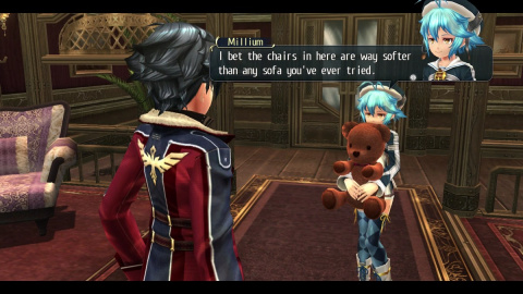 The Legend of Heroes : Trails of Cold Steel II sortira à l'automne aux US