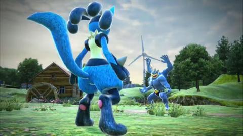 Jaquette de Pokkén Tournament, la déception sur WiiU