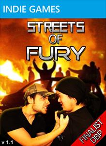 Streets of Fury sur 360