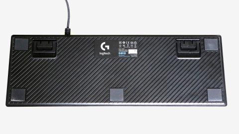 Test Logitech G810 Orion Spectrum : Une copie revue et corrigée du G910