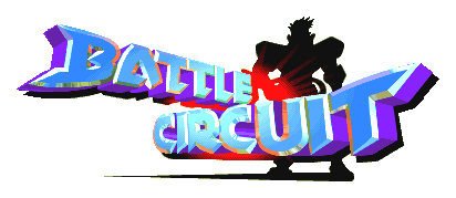 Battle Circuit sur Arcade