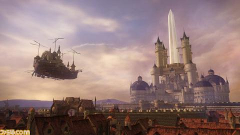 Jaquette de Dissidia Final Fantasy : De la PSP à la PS4, une vidéo pour découvrir Alexandria