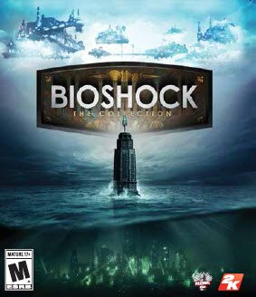 Une BioShock Collection et sa jaquette font leur apparition