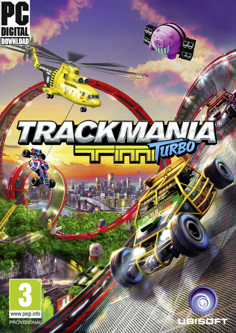 trackmania turbo sur pc. Black Bedroom Furniture Sets. Home Design Ideas