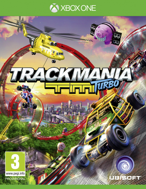 Trackmania Turbo sur ONE