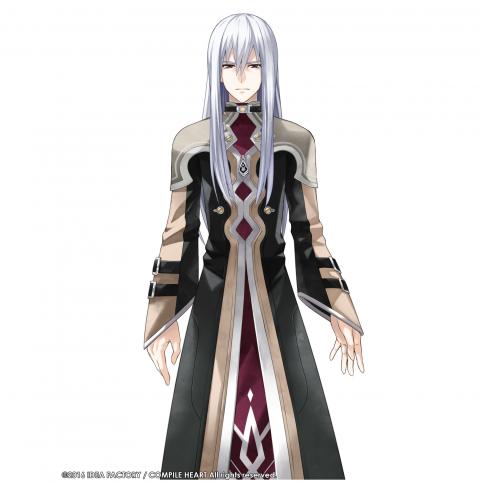 Fairy Fencer F présente six personnages