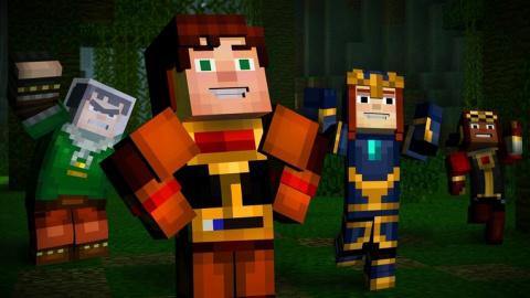 Minecraft Story Mode : L'épisode 5 daté et doté de trois épisodes bonus