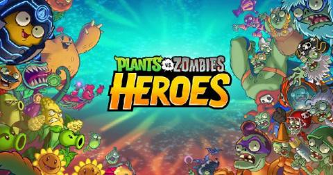Jaquette de Plants Vs Zombies Heroes : Electronic Arts sur les traces de Blizzard et SuperCell