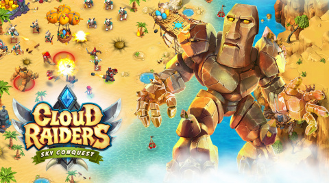 Cloud Raiders sur iOS