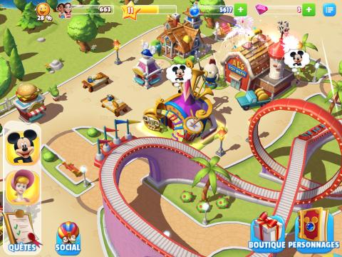 Disney Magic Kingdoms : un royaume magique
