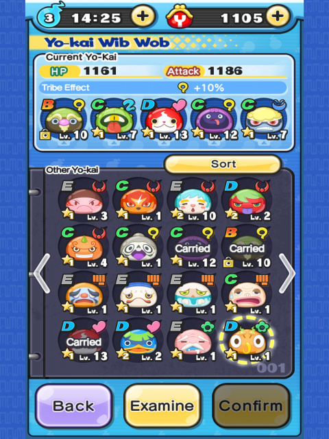 Yo-Kai Watch Wibble Wobble : un mélange entre puzzle-game et match 3 prometteur