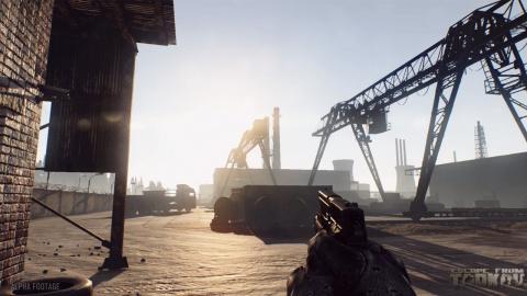 Escape From Tarkov : un extrait de la version alpha
