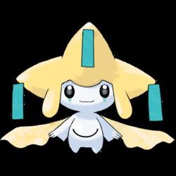 Jirachi offert sur Pokémon