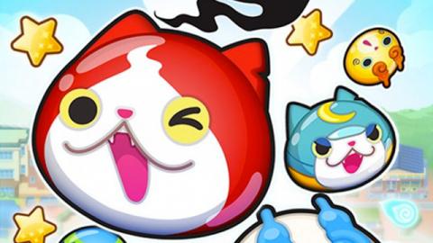 Jaquette de Yo-Kai Watch Wibble Wobble : un mélange entre puzzle-game et match 3 prometteur