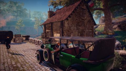 Adam's Venture : Origins disponible sur PS4, Xbox One et PC