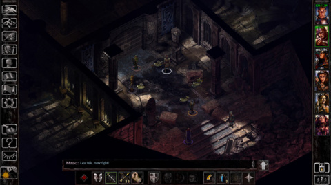 Baldur's Gate : Le DLC Siege of Dragonspear est disponible