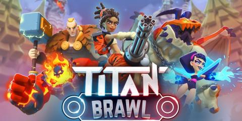 Teste Titan Brawl