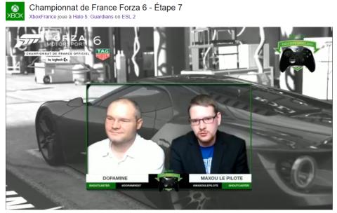 Portrait : Dopamine et Maxou, commentateurs e-sport