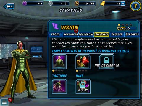 Marvel Avengers Alliance 2 : les super-héros s'unissent pour sauver le monde