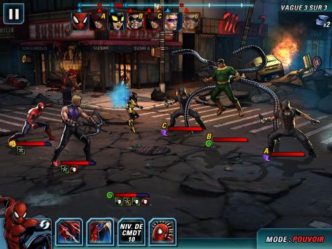 Marvel Avengers Alliance 2 : nos astuces pour progresser sans dépenser et le guide des héros du jeu