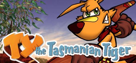 Ty : Le Tigre de Tasmanie