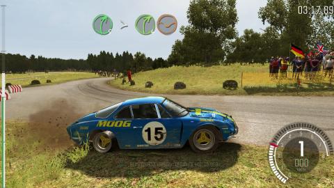 DiRT Rally, une version console très satisfaisante