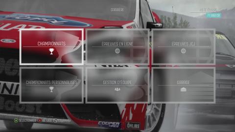 DiRT Rally, une version console de qualité