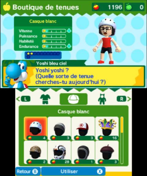 Mario et Sonic aux Jeux Olympiques de Rio 2016, le sport tranquille