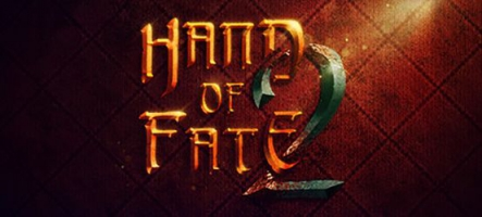 Hand of Fate 2 sur Mac