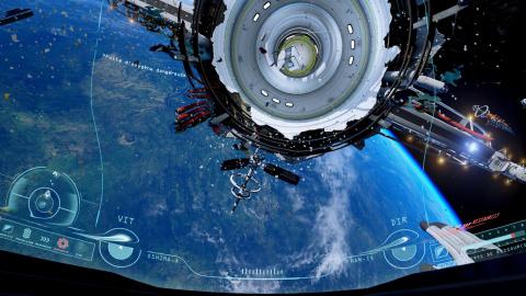 ADR1FT: Dans l'espace, personne ne vous entendra ronfler…