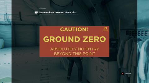 La zone Zéro