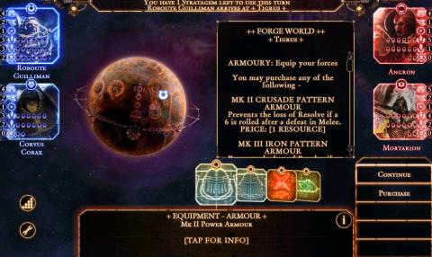 Talisman The Horus Heresy : Les dés sont jetés