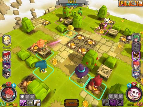 Krosmaster Arena : un jeu de plateau enchanteur