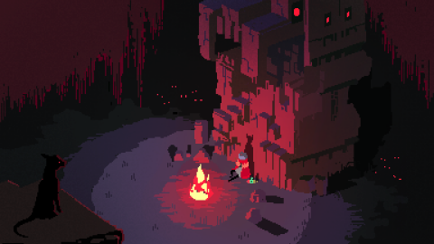 Hyper Light Drifter se payera une version physique sur Switch