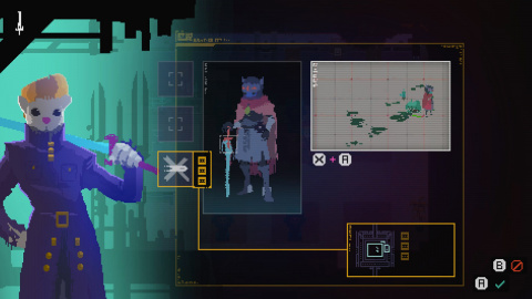 Hyper Light Drifter : La voie du Pixel Art'core