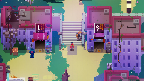 Hyper Light Drifter : l'action-RPG arrive sur appareils mobiles