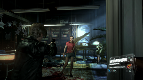 Resident Evil 6 : Le virus T se propage sur PS4 et Xbox One