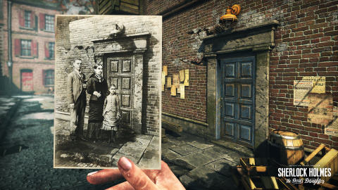 Sherlock Holmes : The Devil's Daughter, on a mené l'enquête manette en mains