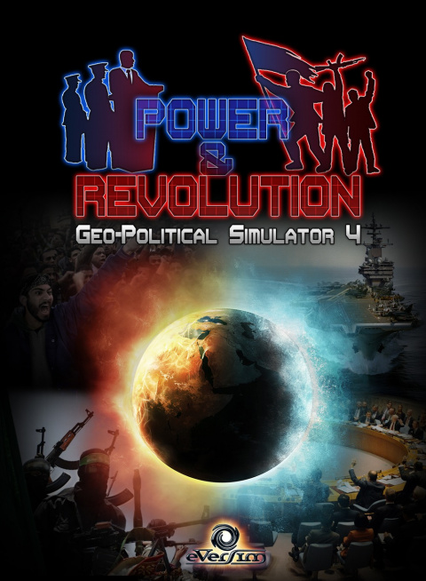 Geopolitical Simulator 4 : Power & Revolution sur PC