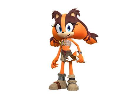 Sticks the Badger (Wii U)