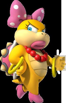 Wendy O. Koopa (Wii U)
