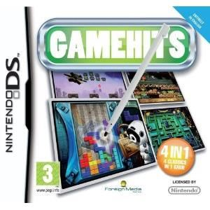 Game Hits sur DS