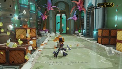 Ratchet & Clank - Beau comme un Lombax !