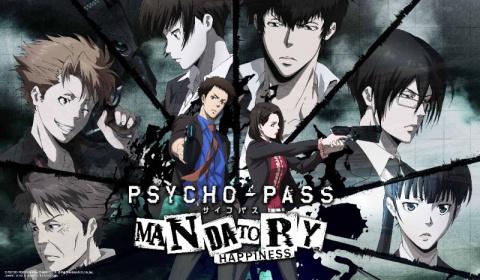 Psycho-Pass: Mandatory Happiness sur PS4