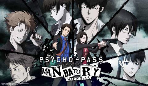 Psycho-Pass: Mandatory Happiness sur PC