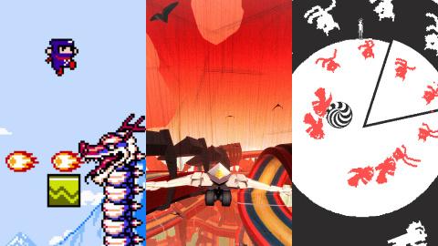 Les perles de Steam : Ninja, Voiture et Enfer !