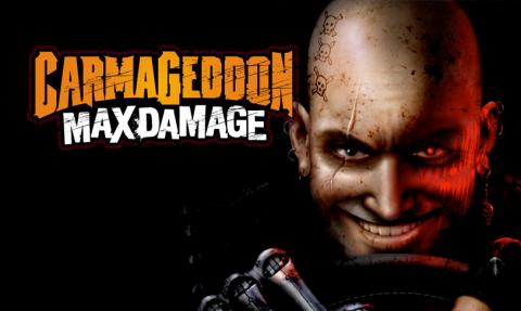Jaquette de Carmageddon : Max damage, un carnage aussi sur consoles ?