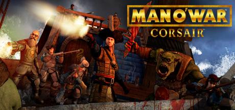 Man O' War : Corsair sur PC